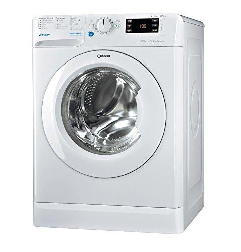 Indesit BWE 71283X W IT Innex Libera installazione Carica frontale 7kg 1200Giri min A+++ Bianco lavatrice