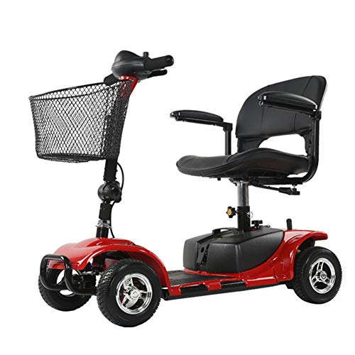 ENGWE Mobility Scooter 4 Wheel Medical Scout Compact Travel Power Scooter