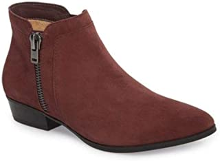 Women's Baron Ankle Boot, Huckleberry Suede, 8.5 M