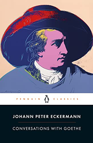 Conversations with Goethe