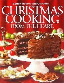 Christmas Cooking From the Heart (Volume 5)