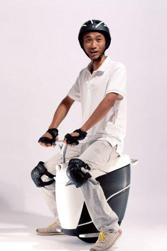 Eléctrico Roller monociclo Ebike KTI 503 puso.alquileres a partir de 89, de Euro en Mes genial