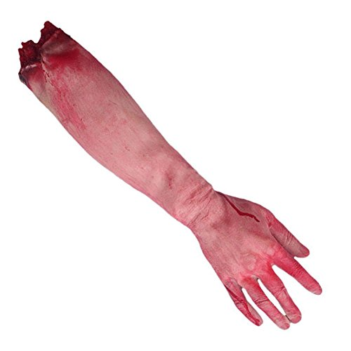 Halloween Scary Body Part Props Long Broken Arm