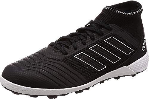 adidas Herren Predator Tango 18.3 Tf Fußballschuhe, Schwarz (Negbás/Ftwbla 000), 46 2/3 EU