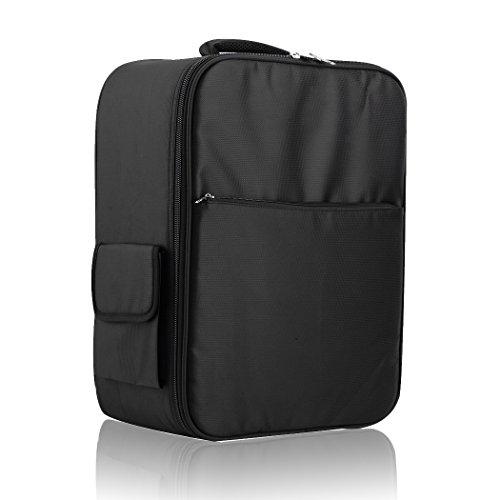 E821 universale doppia spalla casuale zaino sacchetto di trasporto Outfield Custodia Borsa per DJI Phantom 3, 47 cm * 36cm * 23 centimetri