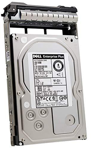 DELL ENTERPRISE CLASS 4TB 7.2K RPM SAS 3.5 6Gbps HARD DRIVE W/TRAY FOR PowerEdge R210 II R220 R310 R320 R410 R415 R420 R510 R515 R520 R710 R720 R720XD T110 II T310 T320 T410 T420 T620 T710