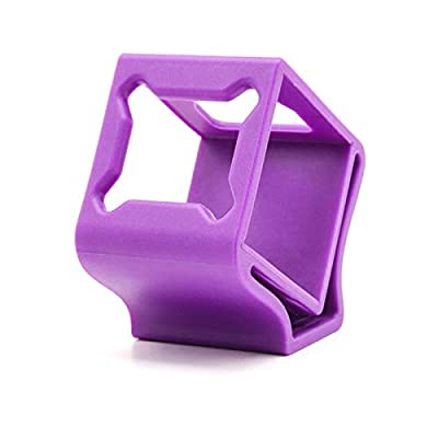 TCMMRC FPV Camera Mount 30 Degree Racer Spare Part for Gopro Session and Runcam 3 (CM30 Purple) from TCMMRC