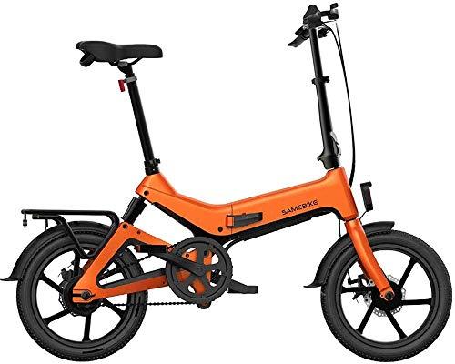 Bicicleta Eléctrica Plegable Bicicleta eléctrica de nieve, bicicleta eléctrica plegable 16