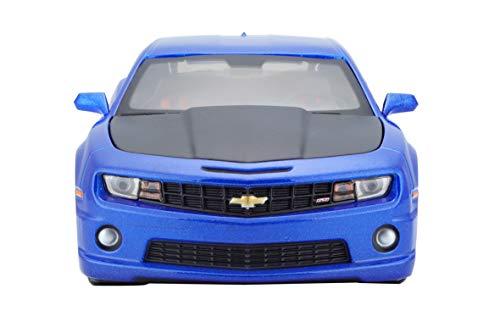 Maisto Modellino Auto Chevrolet Camaro SS RS ´10, Blu