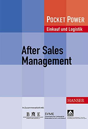 After Sales Management: Marketing - Logistik - Organisation