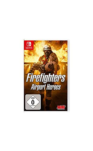 Firefighters - Airport Heroes (Code-in-a-Box)