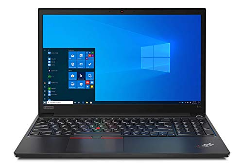 "Lenovo ThinkPad E15 - Portátil 15.6"" FullHD (Intel Core i5-10210U, 8GB RAM, 256GB SSD, Intel UHD Graphics, Windows 10 Pro), Negro - Teclado QWERTY Español"