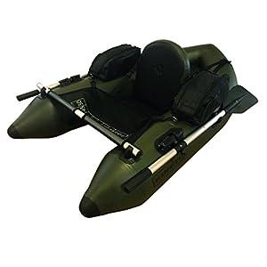 Belly Boot Set mit Ruder, Pumpe und Taschen