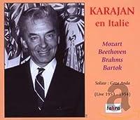Mozart/Brahms/Beethoven/Bartok
