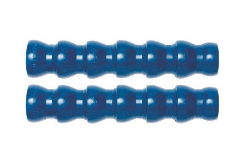 Loc-Line koelvloeistof slang component, blauw acetaal Copolymer, twee segmenten, 1/4