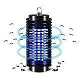 Flyes La Lampe électrique Tueur d'insecte de Moustique a Conduit la Lampe de piège d'insecte Tueur de photocatalyse de Mouche de photocatalyseur Anti-Moustique répulsif