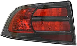 NEW LEFT TAIL LIGHT FITS ACURA TL TYPE-S 2007-2008 AC2818108 33551-SEP-A21 33551SEPA21