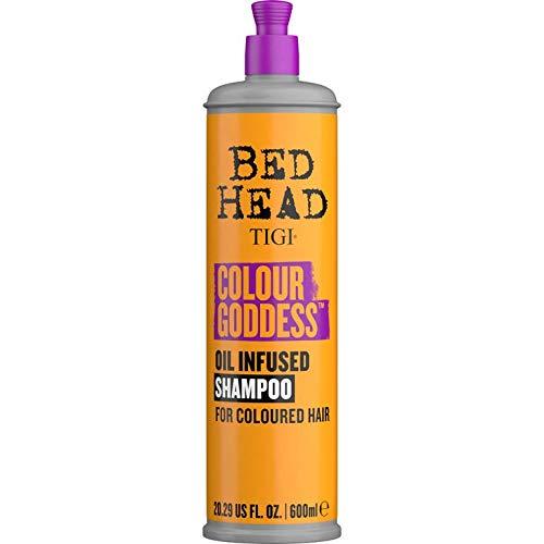 Bed Head by TIGI Colour Goddess Shampoo for Coloured Hair 600ml
