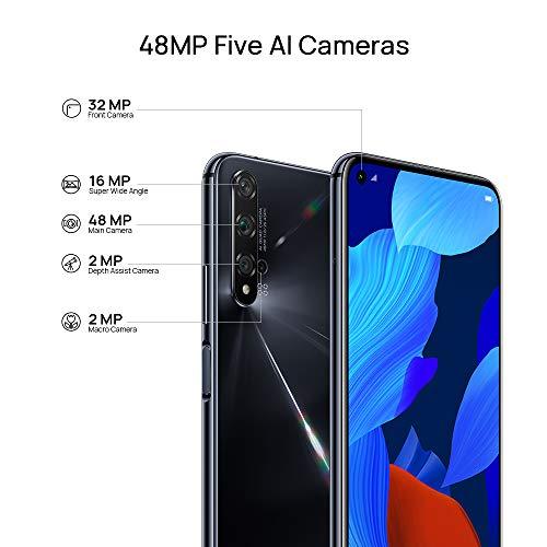 Huawei Nova 5T (Black) ohne Simlock, ohne Branding - 3