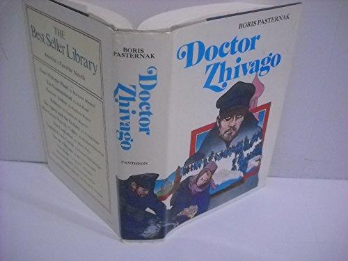Doctor Zhivago Hardcover By Boris Pasternak 1958
