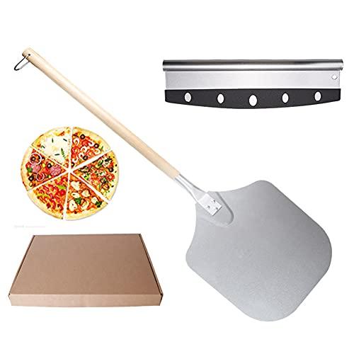 Pizzaschaufel 12 Inch, Mit...