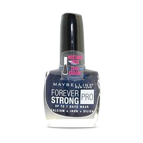 Gemey Maybelline Forever Strong Pro - 650 Midnight Blue