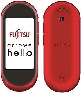 FUJITSU ATMD01001 arrows hello AT01 紅(BENI)