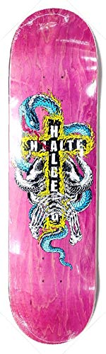 Polar Skate Co. Skateboard Beast Mode II Hjalte Halberg Deck 8.125