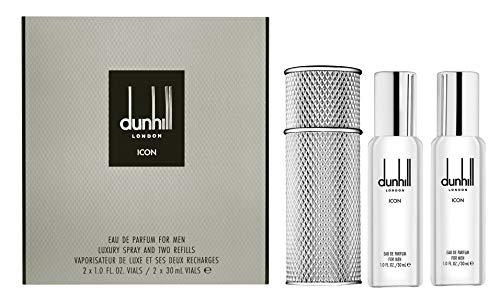 Dunhill Icon homme/man, Set (Eau de Parfum 2x30ml)