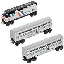 Whittle Shortline Railroad John Henry Streamliner Passenger Train Set