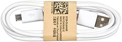 USA Stock Micro USB Cable for Samsung Galaxy S4 S5 S6 S7 Nokia HTC Motorola Android 2 0 Charger product image