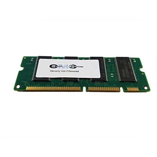 64Mb Memory Ram Compatible with Hp Laserjet 4100 4100Dtn 4100Mep 4100Mfp, 4100N 4100T, 4100Tn by CMS B99