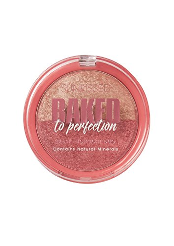 Sunkissed - Baked To Perfection Blush & Highlight Duo