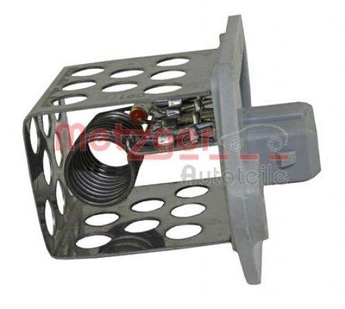 Commande, ventilateur électrique (refroidissement du moteur) METZGER 0917051