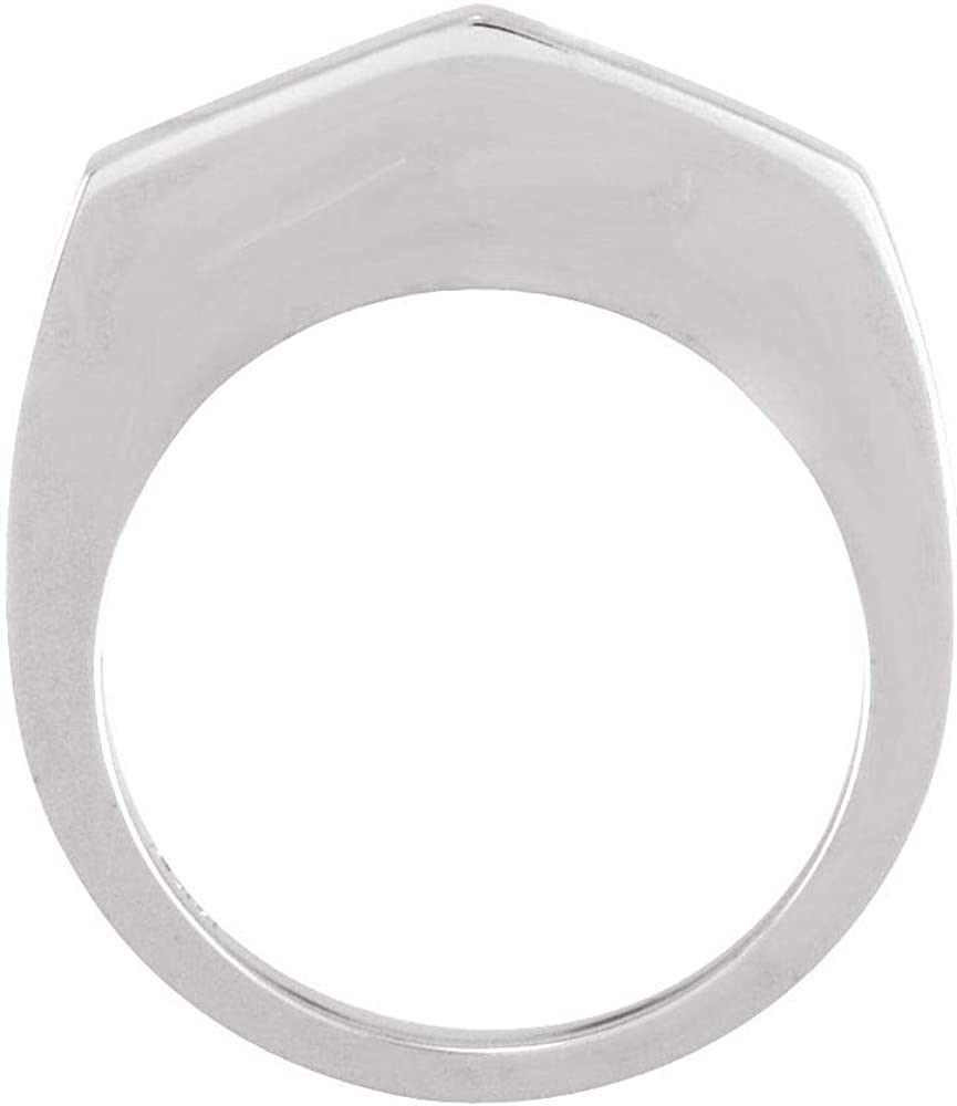Stackable Wedding Anniversary Ring Band (Width = 2.7mm)