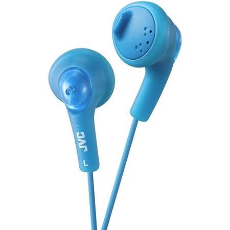 Jvc Gumy Ha F160 A E In Ear Kopfhörer Stereo Kopfhörer Computer Zubehör