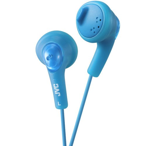 JVC HA-F160-A-E Color azul- Auriculares Audio para el iPod, iPhone, MP
