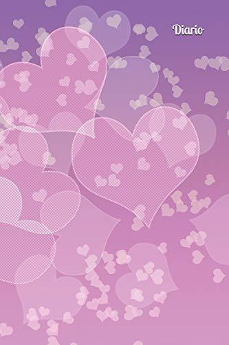 Diario: diario per le ragazze donne iscrizione libro delle donne appuntamento appuntamento planner annuario mindfulness cura amicizia amicizia amore amore romanticismo amore mal d'amore dolore