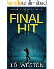 The Final Hit: A Harvey Stone action thriller. (Previously published as Stone Cold). (Stone Cold Thriller Series Book 1)