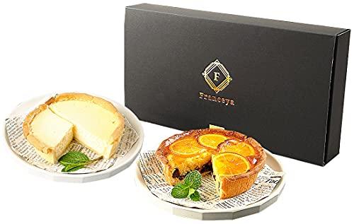 mita 焼チーズ&オレンジチョコ タルト 直径13cm 【 ギフトボックス入り 】 洋菓子 ケーキ お取り寄せスイーツ 母の日 父の日