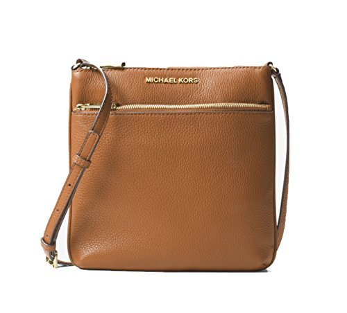 """100% Cow Leather Gold-Tone Hardware Dimension- 9 X 9 X 1 inches, Adjustable Drop: 24""""-26"""" Exterior: One Zip Pocket, Interior: One Open Pocket Lining: 100% Polyester"""