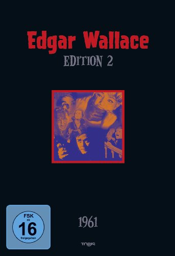 Edgar Wallace Edition 02 (4 DVDs)