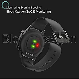 UMIDIGI Smart Watch Urun, Built-in GPS Activity Tracker for Women and Men, Fitness Tracker with Blood Oxygen Monitor and Heart Rate Monitor, 5ATM Waterproof Pedometer for iPhone Samsung and Android