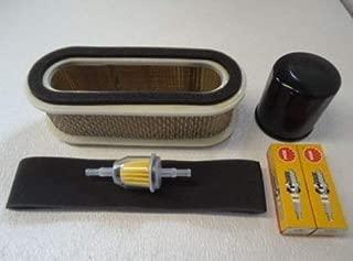 MIU10778, AM107423, AM116304 NEW Tune Up Service Maintenance Kit For John Deere 345 Garden Tractor Mower