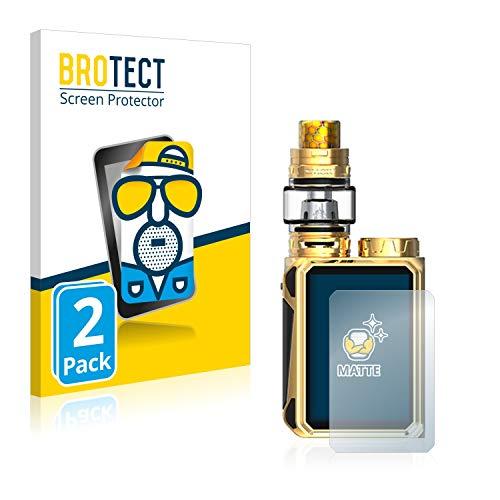 BROTECT Protector Pantalla Anti-Reflejos Compatible con Smok G-Priv Baby (2 Unidades) Pelicula Mate Anti-Huellas