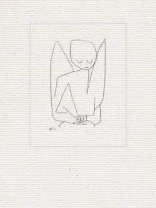 Leinwandbild auf Keilrahmen: Paul Klee,