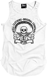 a2e751fc78822 Moda - Skull Clothing Comércio de Roupas - Masculino na Amazon.com.br