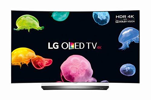 LG 55C6V televisore 139,7 cm (55') 4K Ultra HD Compatibilità 3D Smart TV Wi-Fi Nero