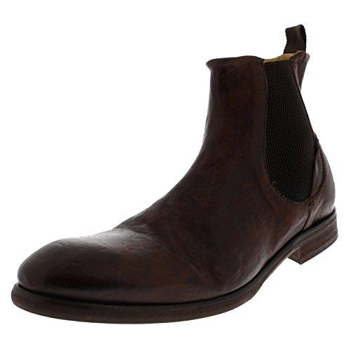 Hudson London watchley Veau Mens Chelsea Boot Brown UK7 EU41 US8
