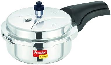 Prestige PDSSPC2 Pressure Cooker, 2 L, Silver